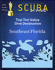 Top Ten Value Dive Areas at South Florida Diving Headquarters