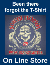Visit South Florida Diving Headquarters Online Store
