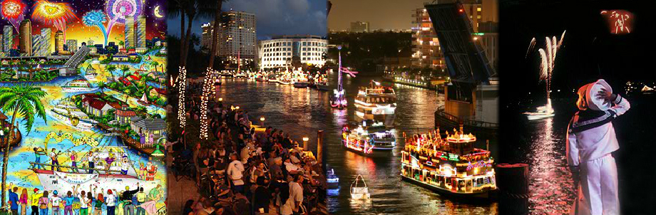 Fort Lauderdale Christmas Boat Parade.Holiday Boat Parade South Florida Diving Headquarters