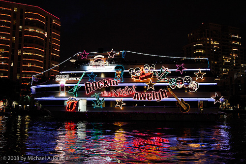 Fort Lauderdale Christmas Boat Parade.Parade 1 South Florida Diving Headquarters
